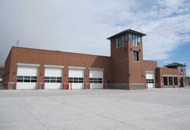 Torrington Fire Station